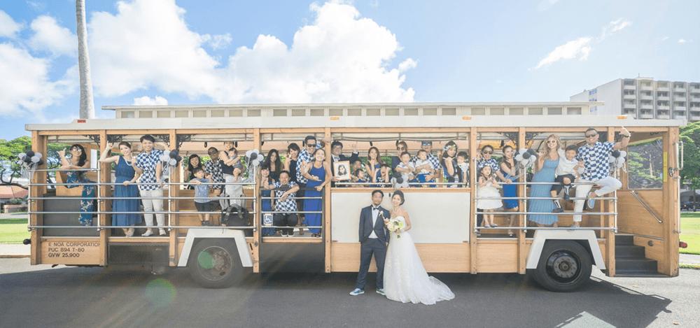 REAL WEDDINGS イメージ ハワイウエディング/ハワイ挙式/ハワイ結婚式はリアルウェディングスへ!