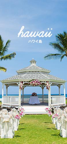 ハワイ島 ハワイウエディング/ハワイ挙式/ハワイ結婚式はリアルウェディングスへ!