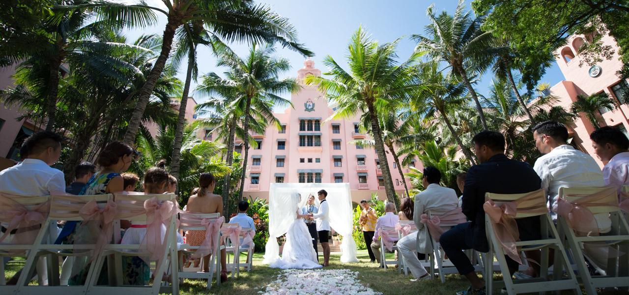 ガーデンウエディング イメージ ハワイウエディング/ハワイ挙式/ハワイ結婚式はリアルウェディングスへ!