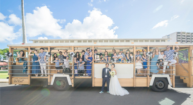 REAL WEDDINGS イメージ