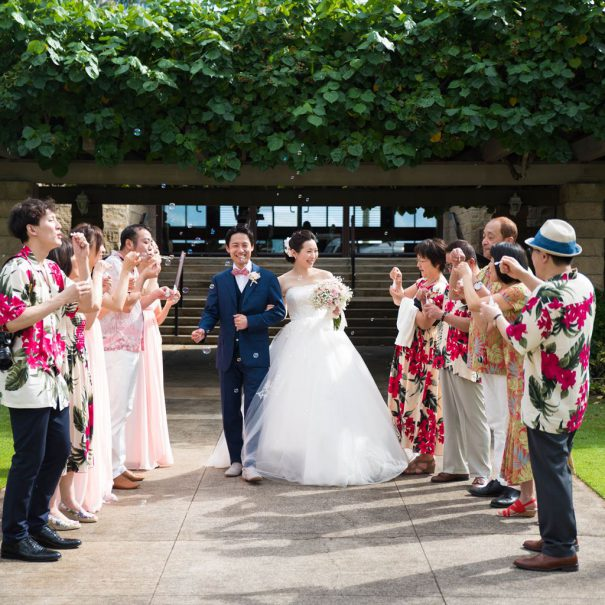 ハワイ挙式_お客様の声_VOICE__2017/02/13|ハワイ結婚式専門のリアルウエディング